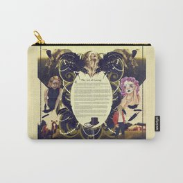 Art of Losing Carry-All Pouch