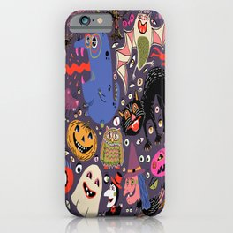 Yay for Halloween! iPhone Case