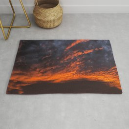 Fire in the Sky 1.0 Rug