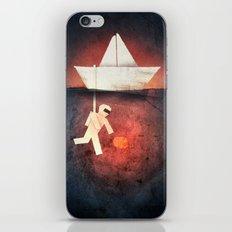 Ocean Diver iPhone Skin