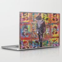 dino Laptop & iPad Skins featuring Dino by Bobby Doran
