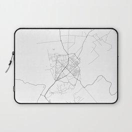 Minimal City Maps - Map Of Shkoder, Albania. Laptop Sleeve