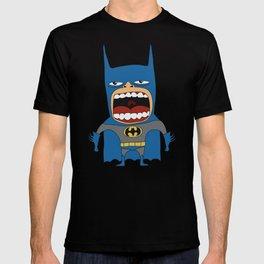 Screaming Batdude T-shirt