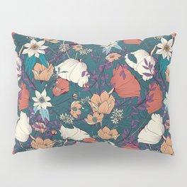 Botanical pattern 008 Pillow Sham