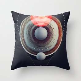 Jupiter BETA ( Pre-release version ) Throw Pillow