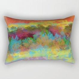An Extraordinary Landscape Rectangular Pillow