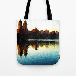 San Remo New York City Tote Bag