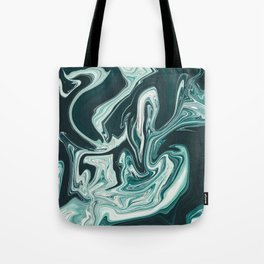 "ABSTRACT LIQUIDS XXXIV ""34"" Tote Bag"