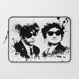Do you even blues brah? Laptop Sleeve