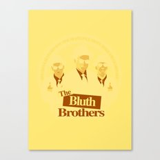 The Bluth Brothers Canvas Print