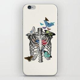 Anatomy 101 - The Thorax iPhone Skin