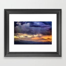 SET II Framed Art Print