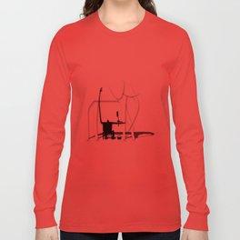 Elephant's trip Long Sleeve T-shirt