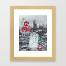 In Peace #1 Framed Art Print