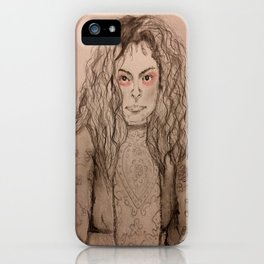 Sestra iPhone Case