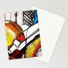 Red Still Life Stationery Cards