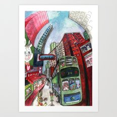 192 Art Print