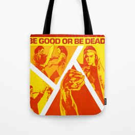 The Kid with the Golden Arm Tote Bag