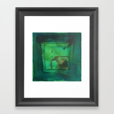 color abstract 5 Framed Art Print