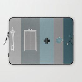 Grey's Anatomy Starter Kit Laptop Sleeve