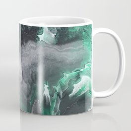 Emerald Lightning Coffee Mug