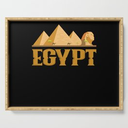 Egypt Serving Tray