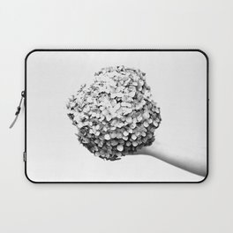 Hydrangea Macrophylla Hortensia Laptop Sleeve