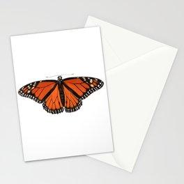 Monarch (Danaus plexippus) Stationery Cards