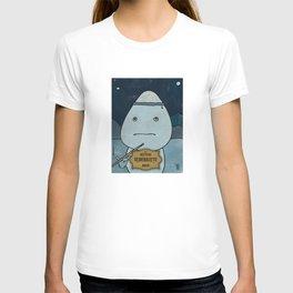 Ulderbatti from Nettuno (Drum) T-shirt