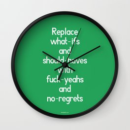 Replace Wall Clock