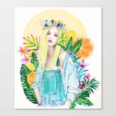 Anna Selezneva Canvas Print