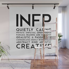INFP Wall Mural