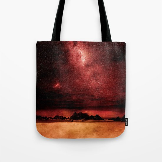 wish you were here II Tote Bag