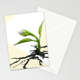 perseverance. Stationery Cards