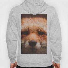 Red fox 2 Hoody