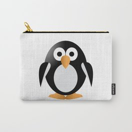 Funny penguin Carry-All Pouch