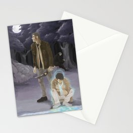 A Moment of Silence Stationery Cards