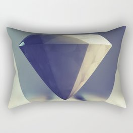 Diamond Rise Rectangular Pillow
