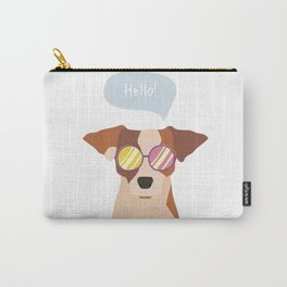 Hipsta Dog Carry-All Pouch