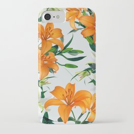 Glorious Lilies iPhone Case