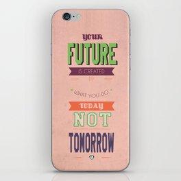 WORD iPhone Skin