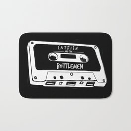 CATB Cassette Tape Bath Mat