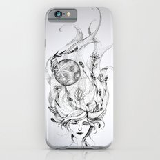 Divine Mother Moon Earth iPhone 6s Slim Case