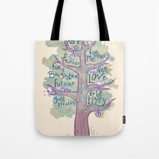 A Home Is Tote Bag