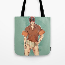Wade Wilson Tote Bag