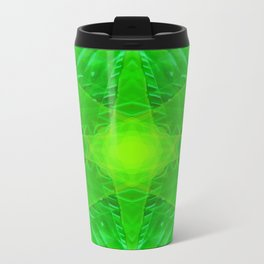 green star Travel Mug