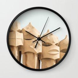 Idealistic Wall Clock