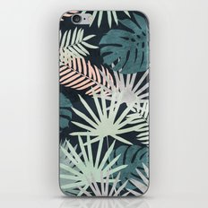 Tropicalia Night iPhone Skin