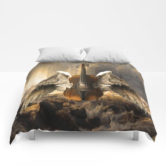 Celestial Music Comforters