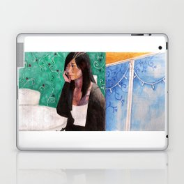 trisha Laptop & iPad Skin